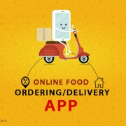 online food ordering and delivery management